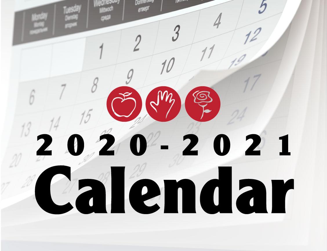 Sdol Calendar 2021 | Printable March